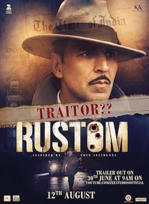 Rustom 2016 Hindi Movie Download BRRip 480p 400mb ESub