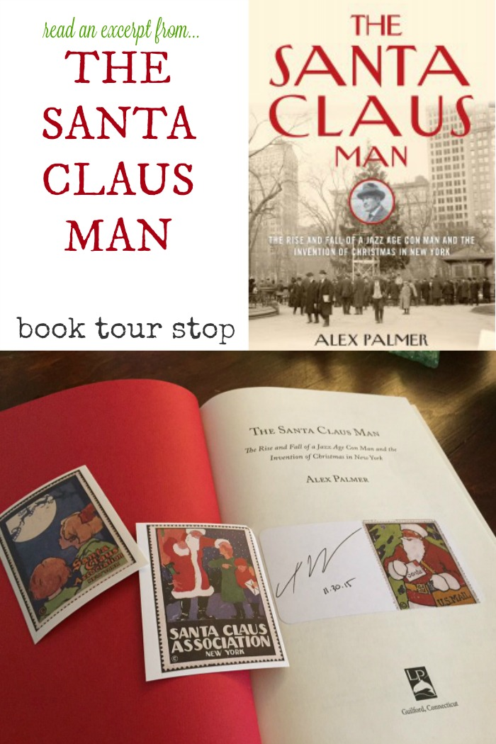 Read an Excerpt from The Santa Claus Man by Alex Palmer, a book tour stop