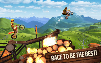 Trials Frontier v3.6.0 Mod Apk+Data-2