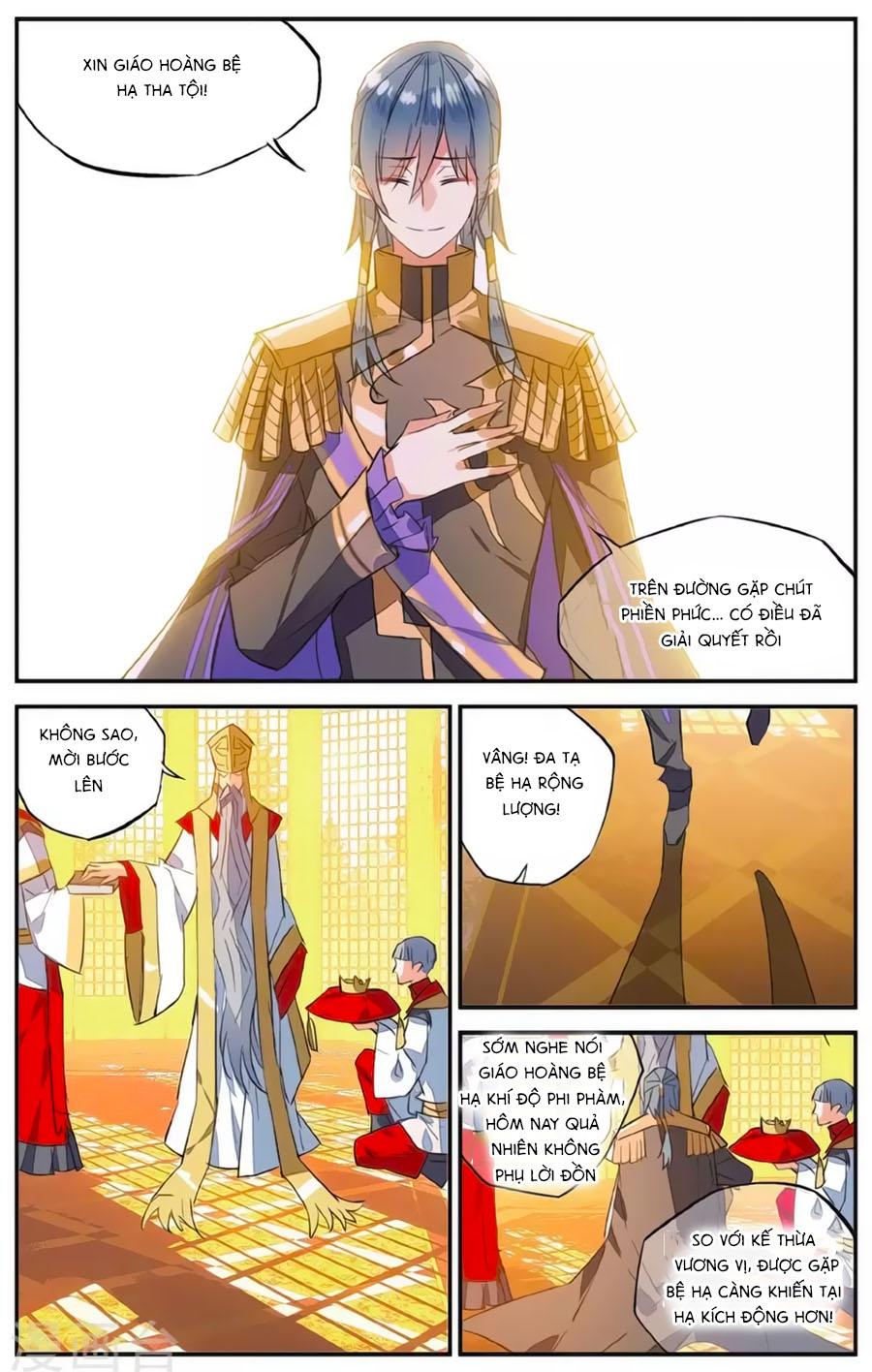 Nữ Nhân Dũng Cảm chap 62 - Trang 16