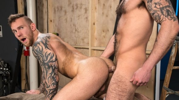 Backstage Pass 2 – Chris Harder & Damien Michaels
