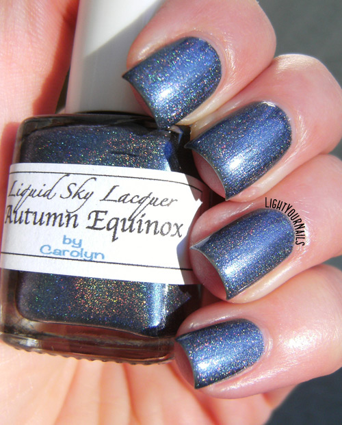 Liquid Sky Lacquer Autumn Equinox