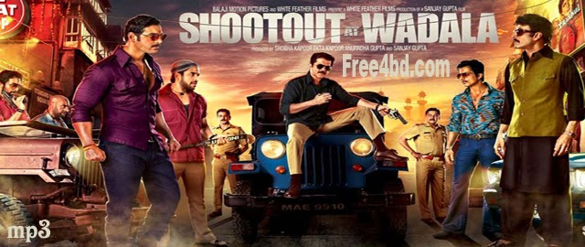 Shootout at wadala movie mp3 dj song : Hum tumhare sanam movie song mp3