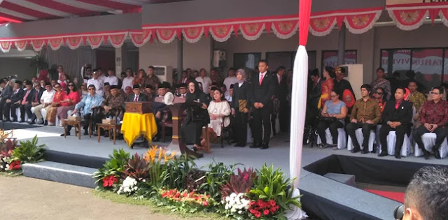 Rachma Soekarno: Jangan Pilih Pemimpin Yang Munafikun!