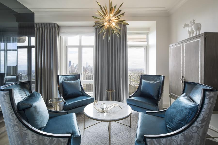 Anthony Michael Interiors Unparalleled Luxury Overlooking The Chicago City Skyline