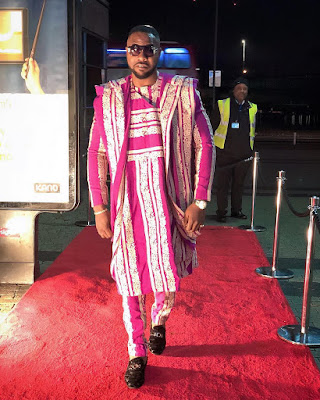 Actor Bolanle Ninolowo fashion and style looks