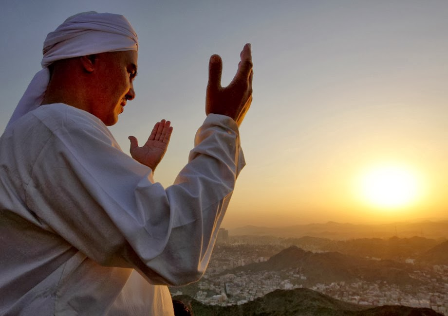 Muslim Praying Hands Images - Articles about Islam
