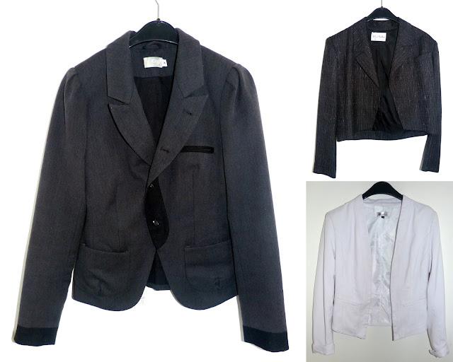 blazer capsule wardrobe, blaze garde robe capsule