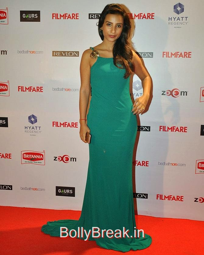 Patralekha, Filmfare Awards 2015 Red Carpet Pics for Nominations Pre Party