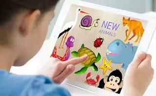 Game puzzel untuk anak