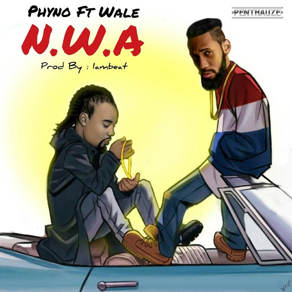 DOWNLOAD MP3: Phyno - N.W.A ft. Wale