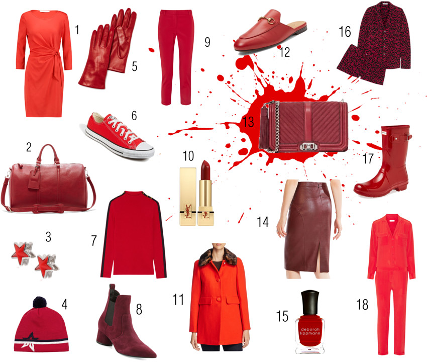 Red trend