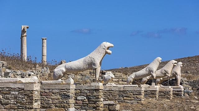 História de Mykonos