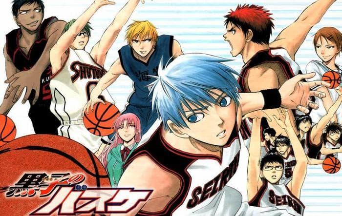 جميع حلقات انمي Kuroko no Basket S1 كوركو نو باسكت الموسم الأول مترجم على عدة سرفرات للتحميل والمشاهدة المباشرة أون لاين جودة عالية