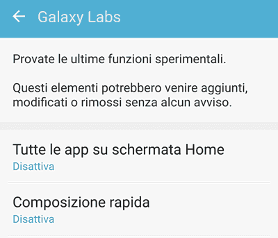 Come aggiungere nuove funzionalità al Galaxy S7 Edge