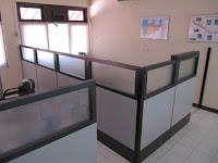 Produsen Partisi Sekat Kantor Sesuai Pesanan - Office Cubicle Divider - Semarang