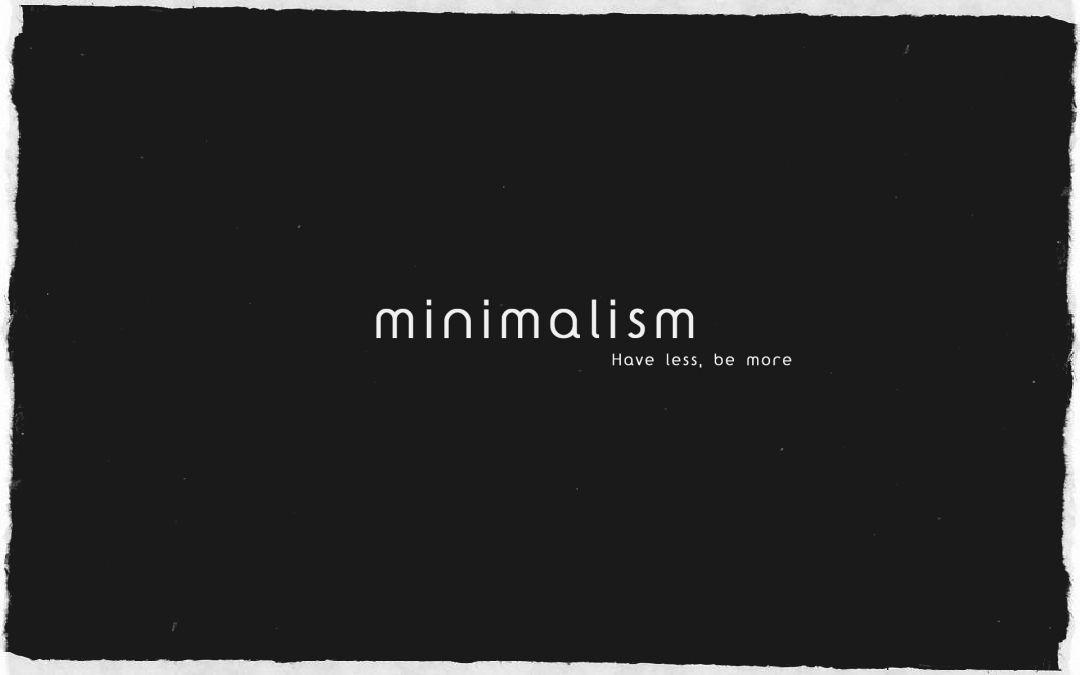 minimalismus, uklid, třídění, reorganizace, domácnost