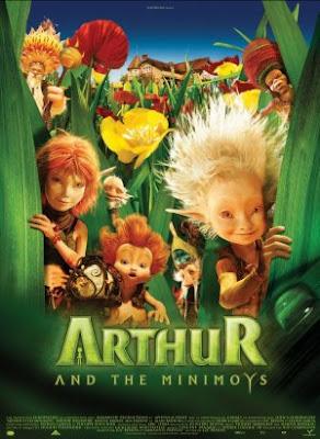 Arthur y los Minimoys – DVDRIP LATINO
