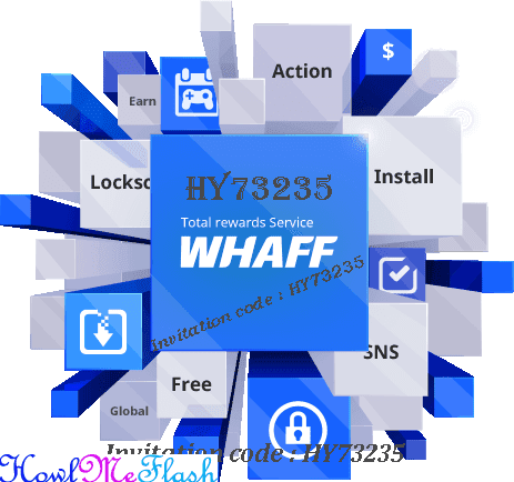 Whaff Rewards App Refer And Earn Unlimited Money