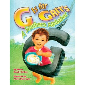 G is for Grits A Southern Alphabet cover