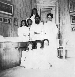Rasputín y los Romanov