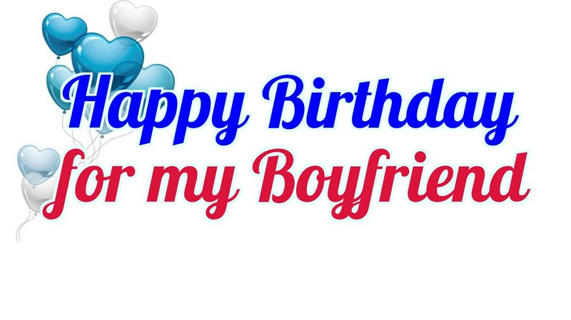 Birthday status for facebook for What do get my boyfriend for his birthday