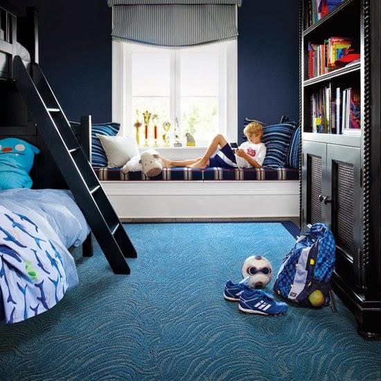 Muitos filhos e pouco espaço? Esse quarto pode resolver bem o seu problema.