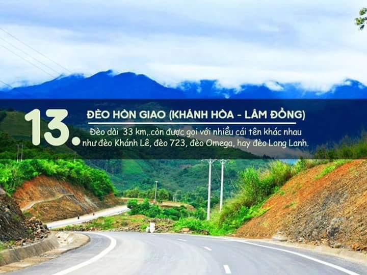 Đèo Hòn Giao (Khánh Hòa - Lâm Đồng)