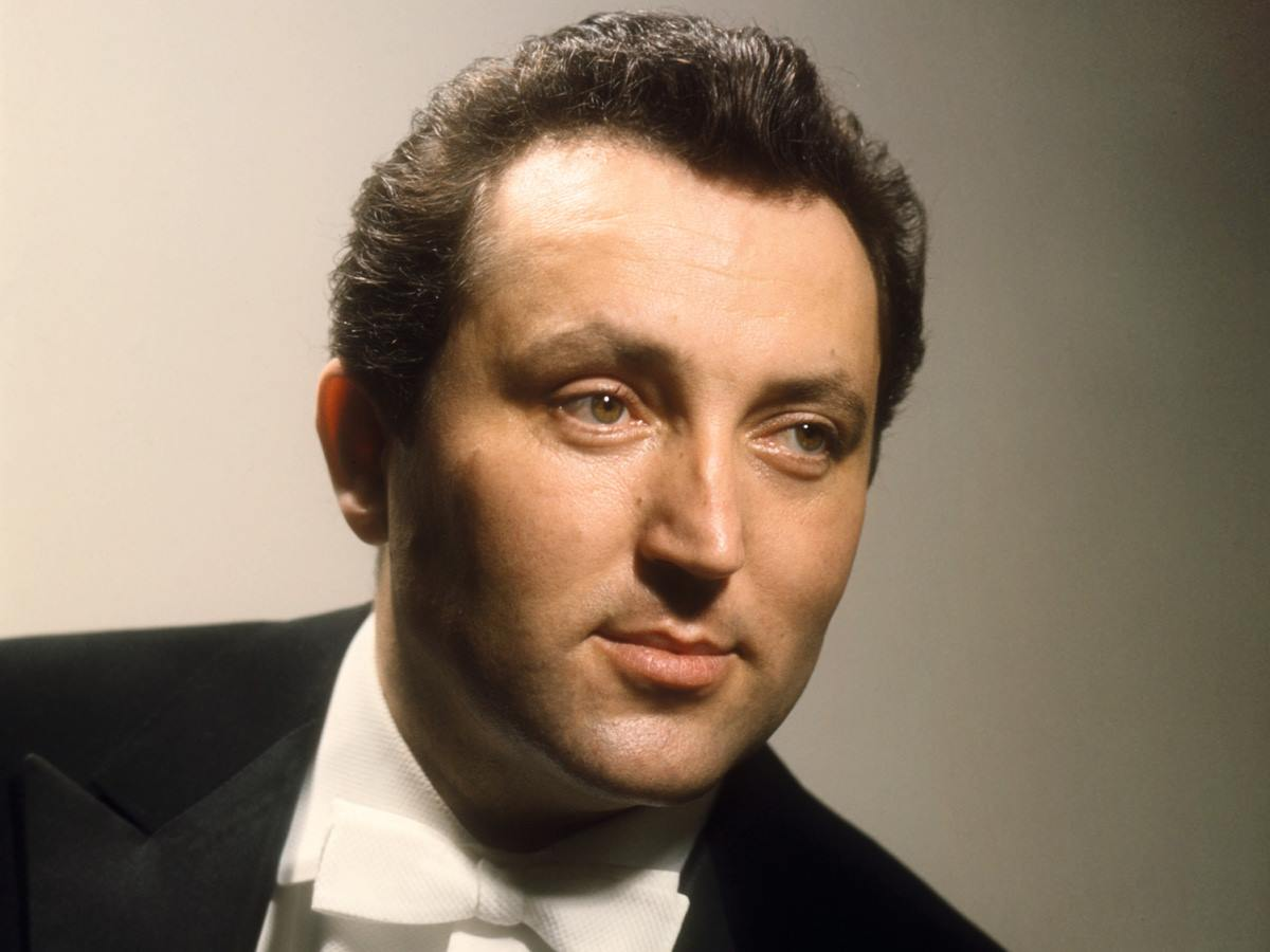 Mono and Stereo High-End Audio Magazine: Fritz Wunderlich Deutsche Grammophon set