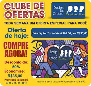 dcc128888 Promoção válida válida somente para os dias 20 a 22 06 de 2012 para  Hidratação L oreal com pagamento a vista em dinheiro ou debito.