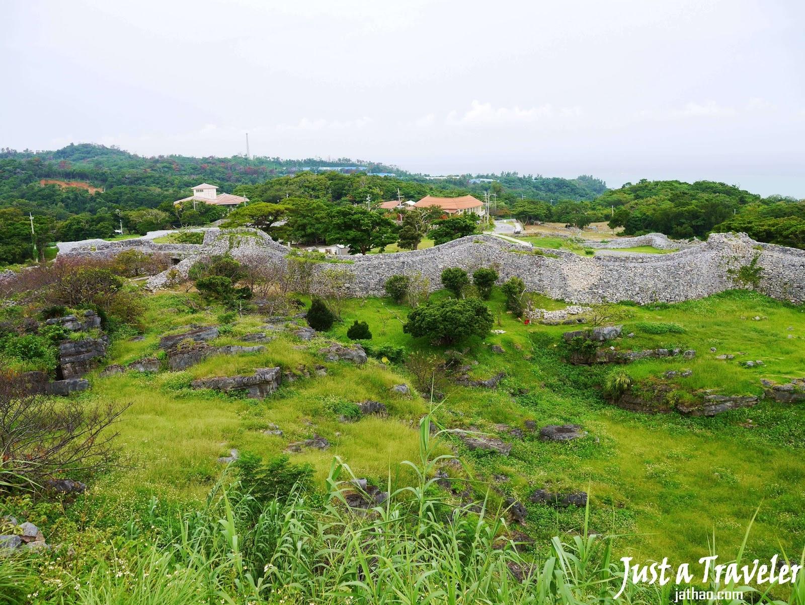 沖繩-世界遺產-今歸仁城跡-Nakijinjo-自由行-旅遊-景點-Okinawa-world-heritage
