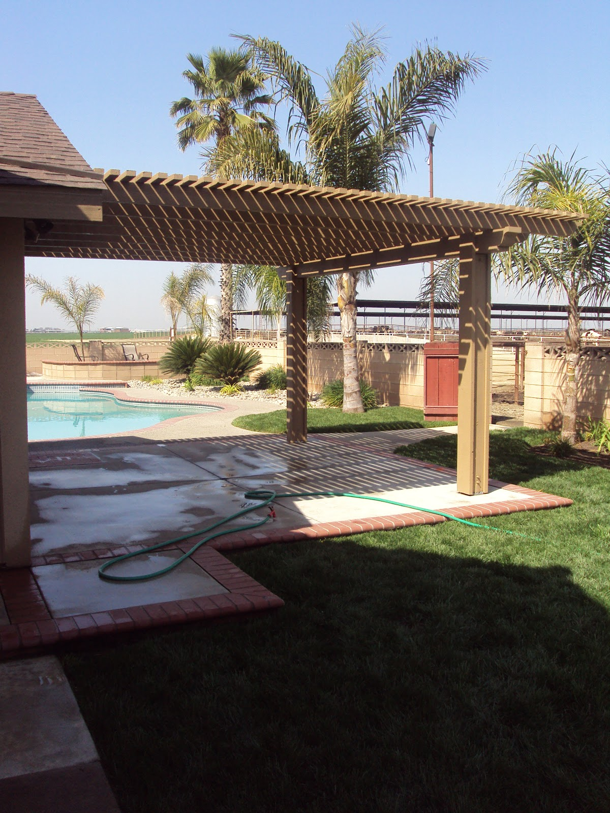 Patio Cover Load Calculator: Douma Concrete & Masonry: Outdoor Shower, Patio Cover