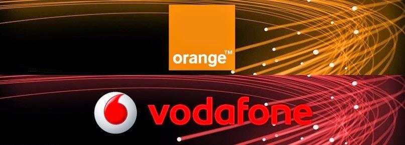 Orange y vodafone se fusionan