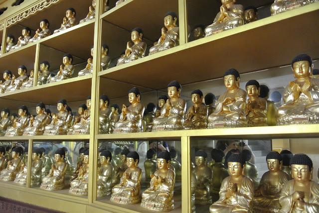 corée du sud korea bouddha buddha songnisan beopjusa temple