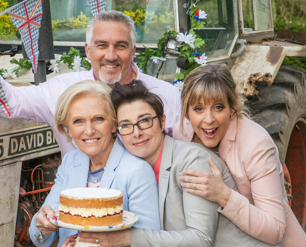 Hillary Manton Lodge Fiction Great British Bake Off Series 8 Review