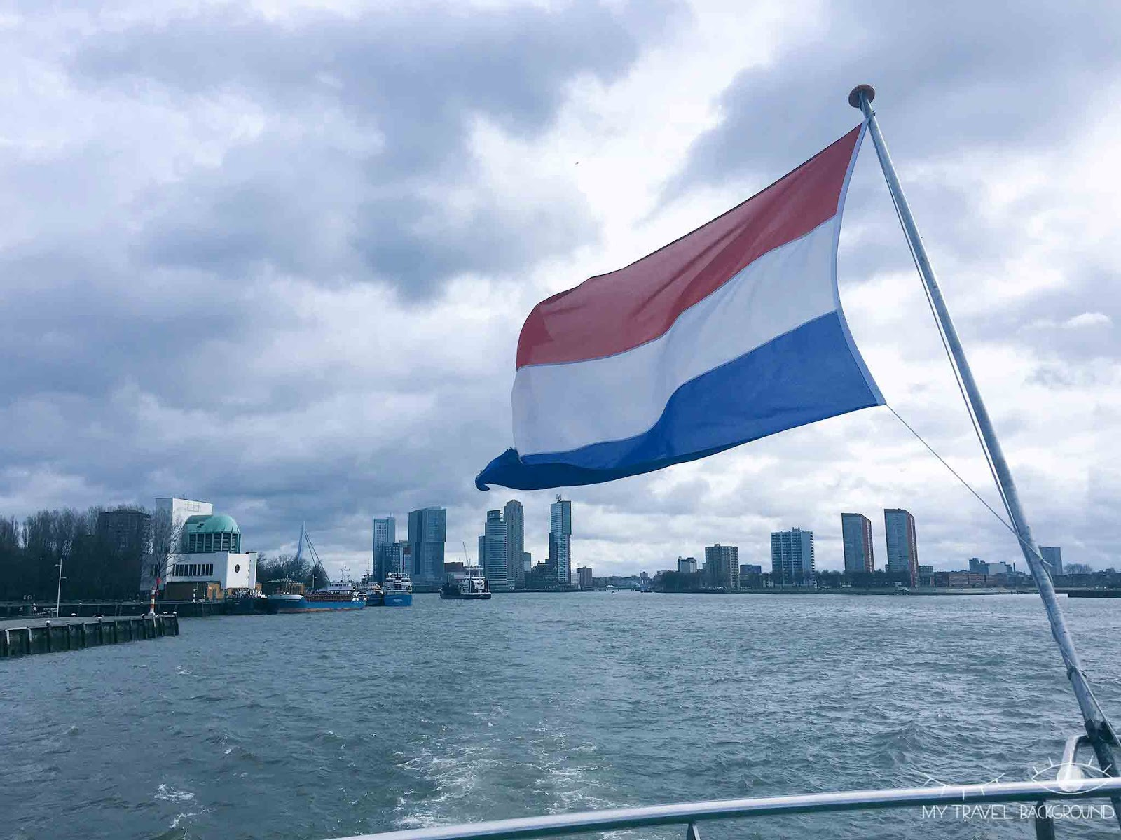 My Travel Background : 6 villes et villages découverts en 2016 - Rotterdam, Pays-Bas