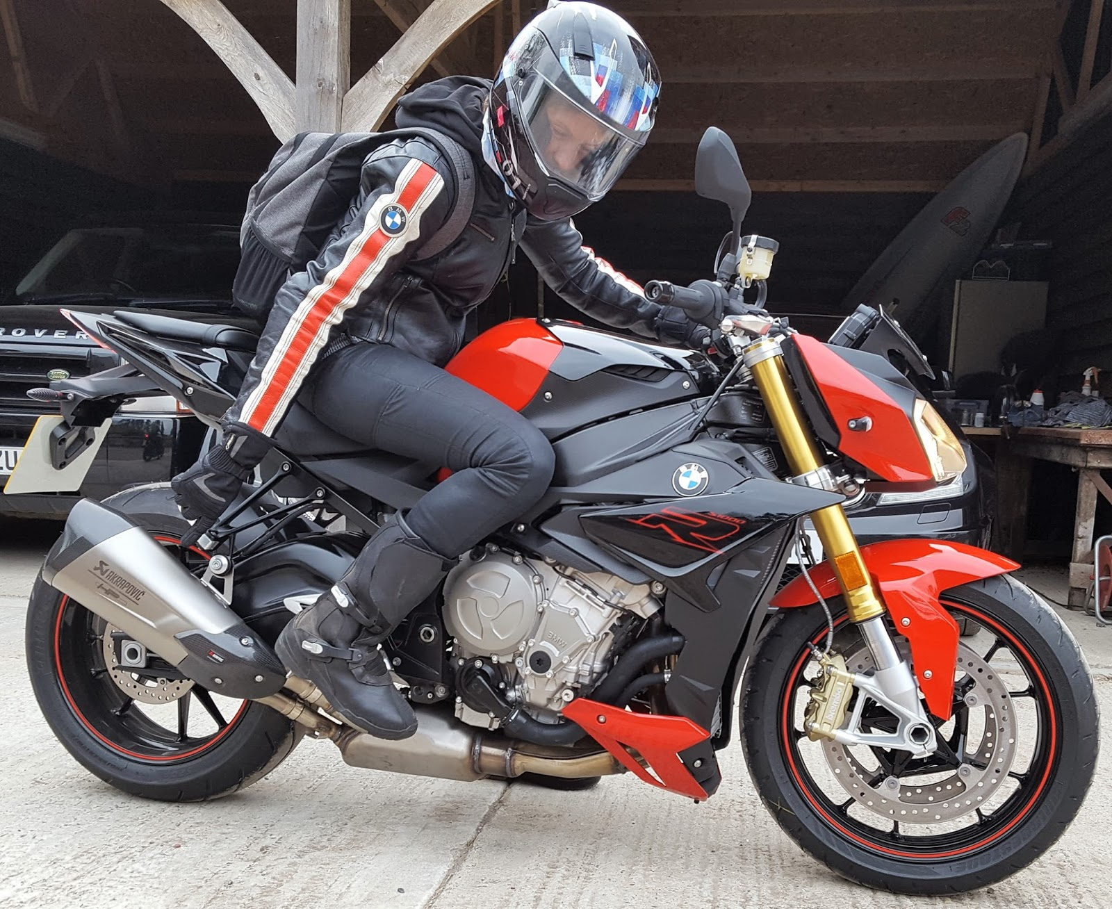 European Motorcycle Diaries: BMW S1000R Ride Review