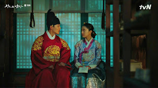 Sinopsis The Crowned Clown Episode 10