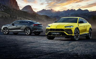 Lamborghini Urus 2018 Review, Specs, Price