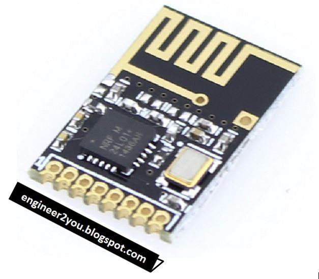 Arduino pro mini v nrf l make it easy
