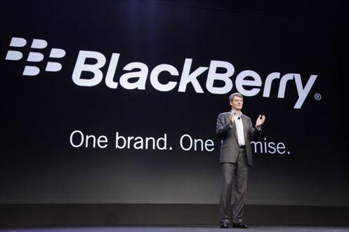 RIM Re-Branding Rubah Nama Perusahaan Menjadi Blackberry