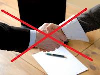 Pemutusan Kontrak tanpa Pembatalan Kontrak ? (Kontrak Pengadaan Barang/Jasa)
