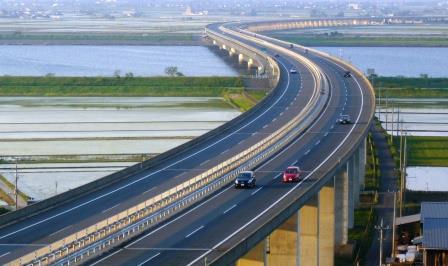 Ganga Expressway longest expressway in UP | Longest Expressway in world