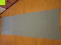 lang: Yoga-Decke »Ananda« Das Yoga-Handtuch ideal für Hot-Yoga und andere schweißtreibende Yogastile. Auch als Unterlage für Yogaübungen geeignet, 183 x 61 cm, in vielen Farben