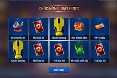 """Danh sách người chơi trúng thưởng tại """"Vòng quay may mắn"""" EGO Play"""