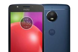 Tutorial Flashing Update Motorola Moto E4 XT1762 Via SP Flashtool
