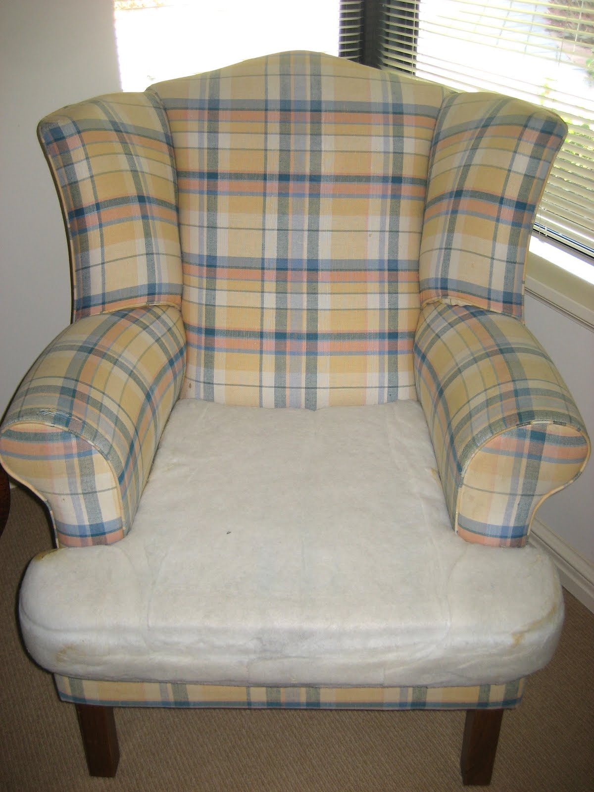 how to make slipcover for wingback chair wheelchair parts the cut cloth re upholstery 101 or a