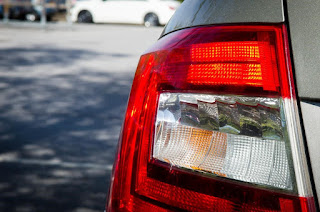Skoda Octavia Brake Light
