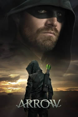 Capa Oitava Temporada de Arrow