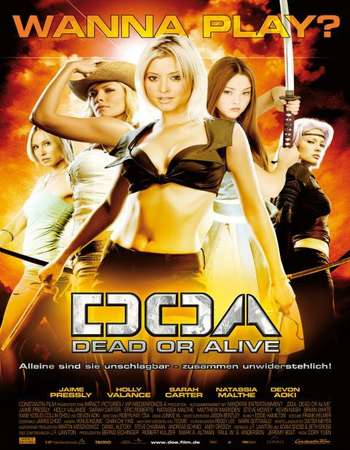 DOA - Dead or Alive 2006 Hindi Dual Audio 400MB BluRay 720p ESubs HEVC Free Download Watch Online downloadhub.in